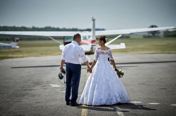 Аэро Свадьба
